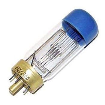 Sawyer's Incorporated - Crestline 501, 503, 505, 550A, -R, -ER, -RF, RI, 500C, 500-C - Projector Slide / Filmstrip - Replacement Bulb Model- DAY/DAK