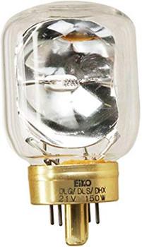 DeJur Amsco Corp. - Duo Vista PJ-60 - 8mm Movie Projector - Replacement Bulb Model- DLS/DLG