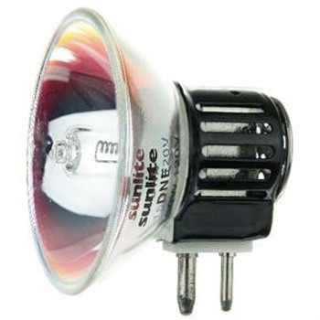 GAF (Ansco) - GAF 2000S, 3000S, 3100S - 8mm Movie Projector - Replacement Bulb Model- DNE