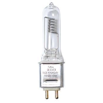 L&E - AQ61-06 Axial Quartz, AQ61ZM Axial Quartz ZOOM - Ellipsoidals - Replacement Bulb Model- FLK