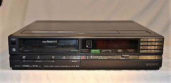 Sony Betamax SL-HF 600
