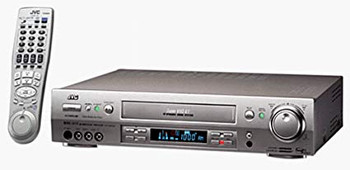 JVC HR-S9600U Super VHS VCR Player