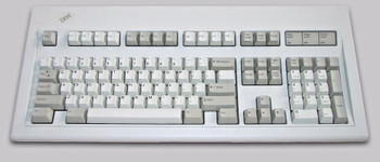 IBM Model M Clicky keyboard(PS2) 1984-1991 models