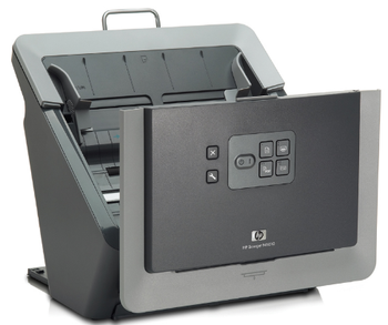 HP Scanjet N6010 Document Scanner ‑ 600 dpi x 600 dpi