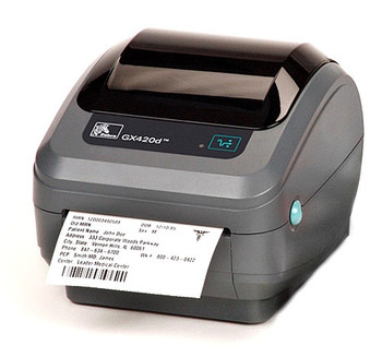 Zebra GX420d Direct Thermal/Thermal Transfer Printer