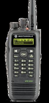 Motorola XPR6550 160 Channels Radio UHF
