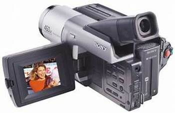 Sony CCD-TRV99 Handycam Camcorder (Hi8 and Video8)