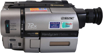 Sony Handycam Camcorder (Hi8 and Video8) (Various Models)