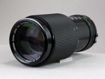 FD 75-200mm Zoom Lens