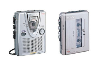 Handheld Cassette Player/Recorder (Various Models)