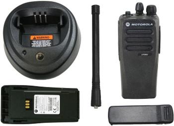 Motorola CP200D Digital Two Way Radio (AAH01JDC9JA2AN) VHF 136-174MHz