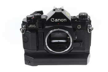 Canon Power Winder A2 for AE-1 Program