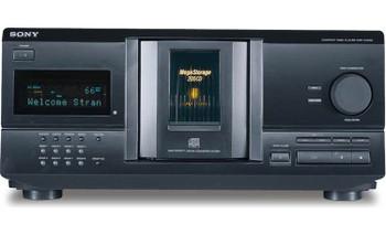 Sony CDP-CX235 200 CD Changer Player