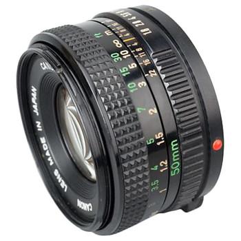 FD 50mm Lens  (various brands)
