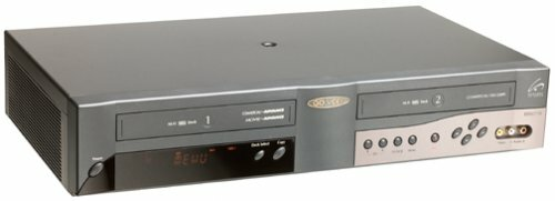 GoVideo DDV2110 Dual Deck VCR Go-Video