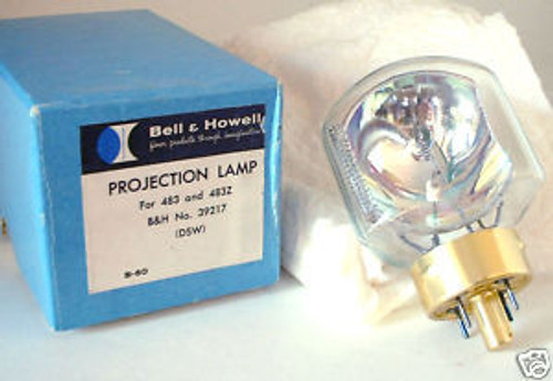 Singer 715 (Exciter-Sound) 16mm lamp - Replacement Bulb - DSW