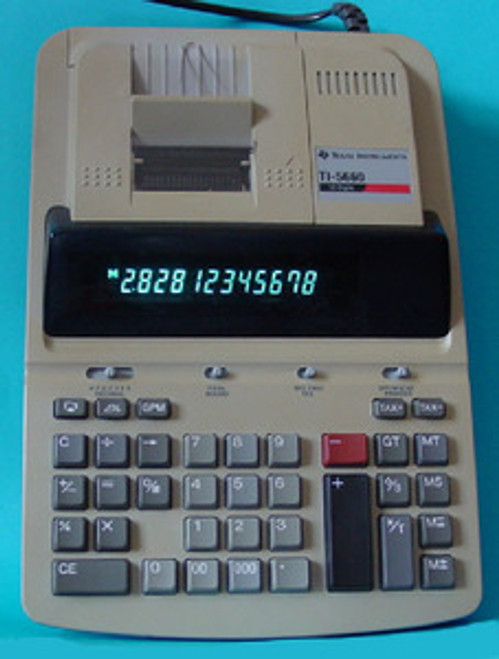Texas Instruments TI-5660 Calculator TI5660