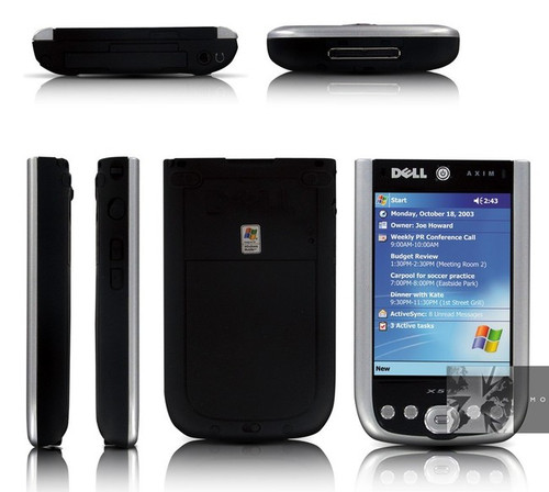 Dell Axim X51 PDA - Win Mobile 5.0