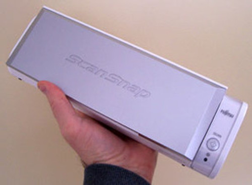 ScanSnap S300M Mobile Scanner For MAC