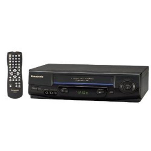 Panasonic PV V4521 4-head VCR