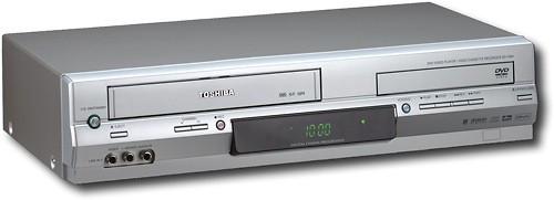 Toshiba SD-V394 DVD/VCR Combo  (DVD player VCR recorder)