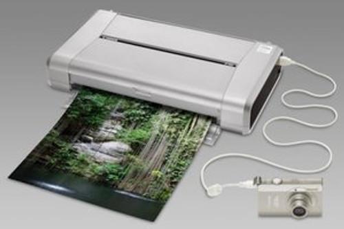Canon PIXMA iP100 Color Inkjet Photo Printer
