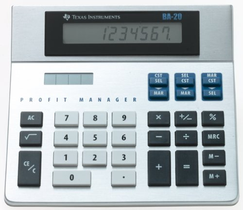 Texas Instruments TI-5630 Calculator