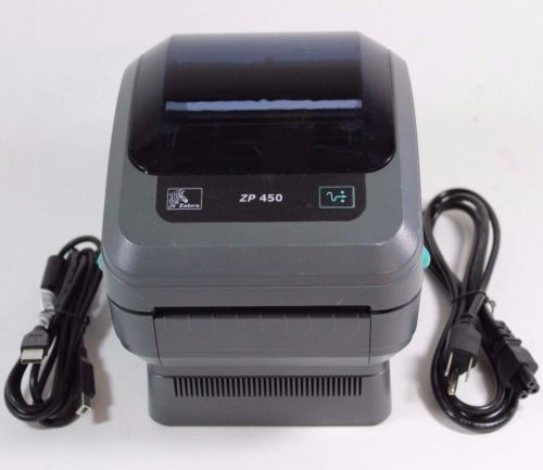 Zebra ZP450 Thermal Label Printer ZP450