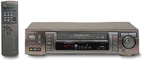 Aiwa HV-MX100-U vcr vhs player/recorder ntsc pal secam