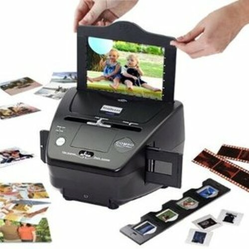 SVP PS9000 Digital Film 35mm Negative & Slides Scanner