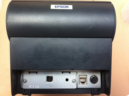 Epson TM T88IV Monochrome Thermal Line Receipt Printer