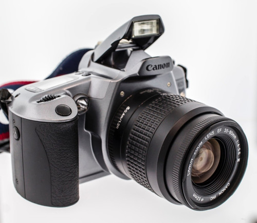 Canon EOS Rebel GII 35mm Film SLR Camera (35-80mm Lens)
