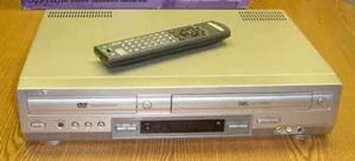 Sony SLV-D100 DVD-VCR Combo  (DVD player only & VCR player/recorder)