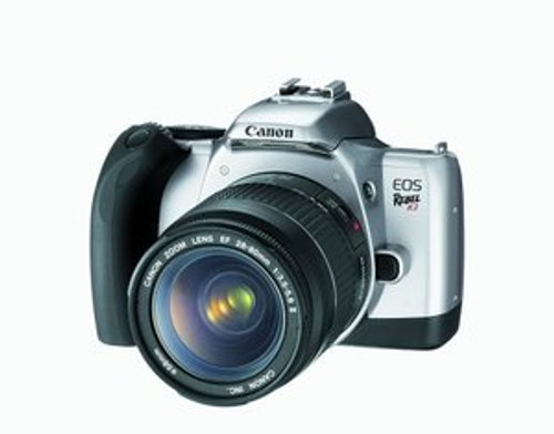 Canon EOS Rebel K2 SLR 35mm Film Camera (35-80mm lens)
