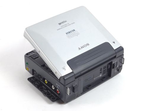 Sony Digital Video Walkman GV-D800 (Digital8)