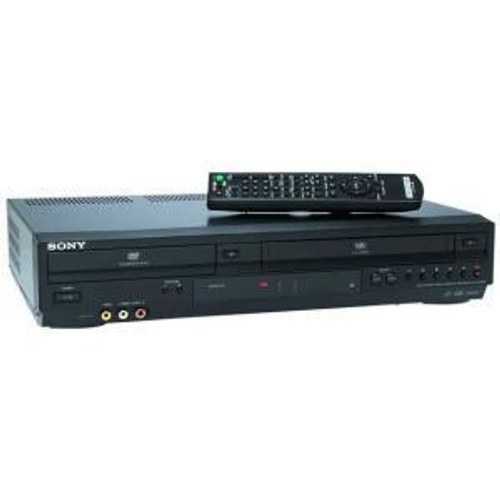 Sony SLV-D380P DVD/VCR Combo  (DVD player VCR recorder)