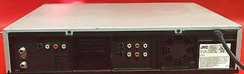 JVC HR-DVS3U Mini-DV/S-VHS Combo