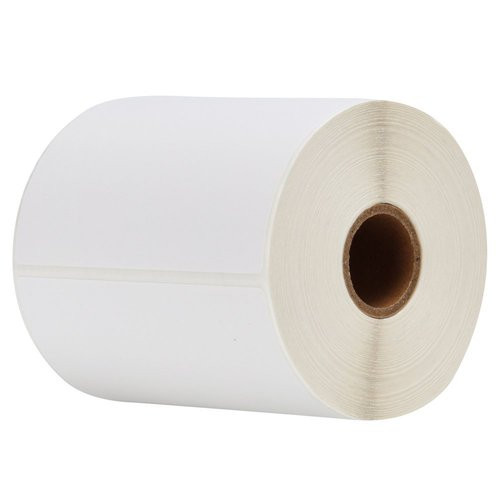 Roll of 250 Label 4x6 Direct Thermal for Zebra Printers