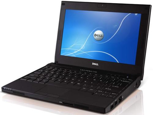 "Dell Latitude 2100 Atom N270 1.6GHz 1GB Ram 60GB 10.1"" LED-Backlit Netbook Windows 7 Professional"
