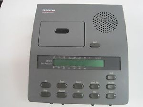 Dictaphone 3752 Microcassette transcriber