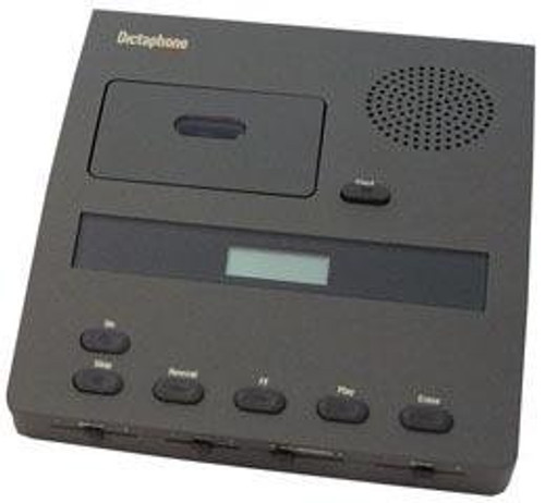 Dictaphone 3740 Dictation Microcassette Transcriber
