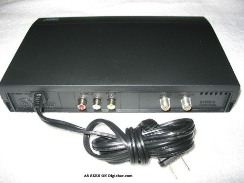 Digital Stream DTV Digital to Analog Converter