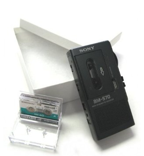 Sony BM-570 Microcassette Dictator