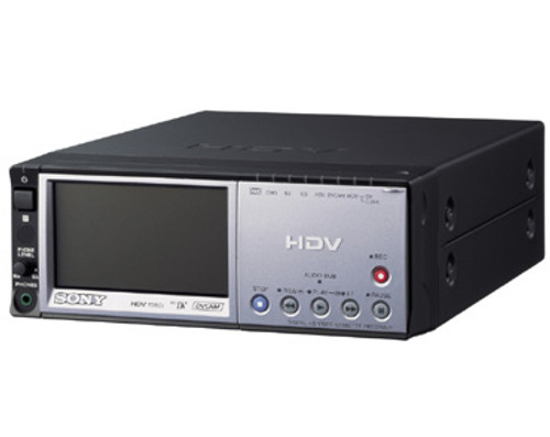 SONY HVR-M10U HDV 1080i Mini DV DVCam Video Recorder /Player