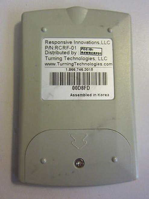 Response Card RCRF-01