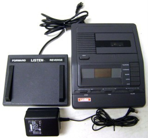 Lanier VW-210 Microcassette Transcriber with Pedal and Headset