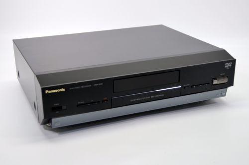 Panasonic DMR-E20K DVD Recorder and Player