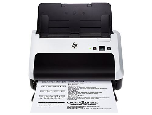 HP ScanJet Pro 3000 s2 Sheetfed Scanner - 600 dpi x 600 dpi