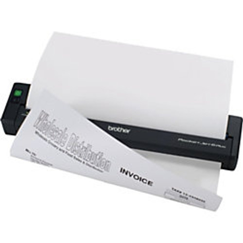 Brother PocketJet 6 Portable Monochrome Direct Thermal Printer