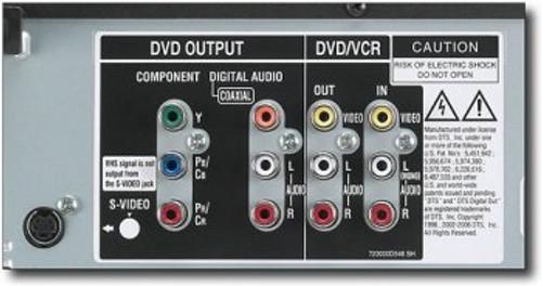 Toshiba SD-V295 DVD/VCR Combo   (DVD player VCR player/recorder)